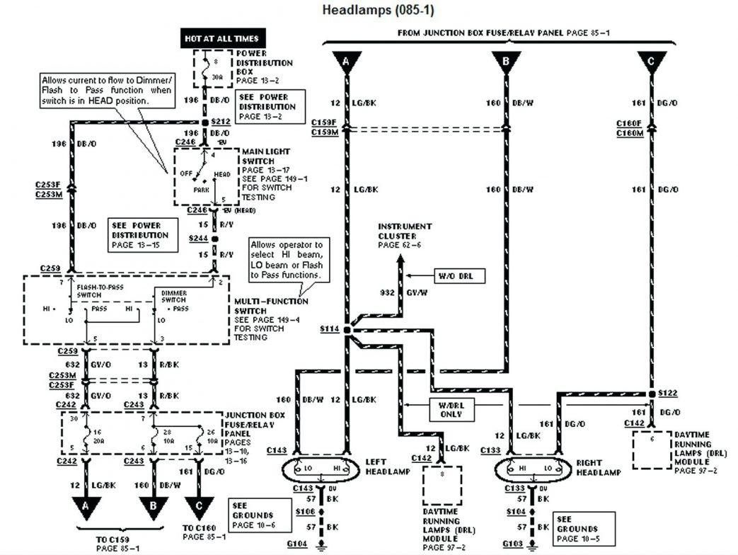 dodge ram headlight switch wiring diagram | light switch wiring, f150,  electrical wiring diagram  pinterest