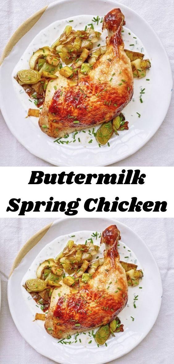 Buttermilk Spring Chicken Recipes Delish Recipes Recipe For Mom
