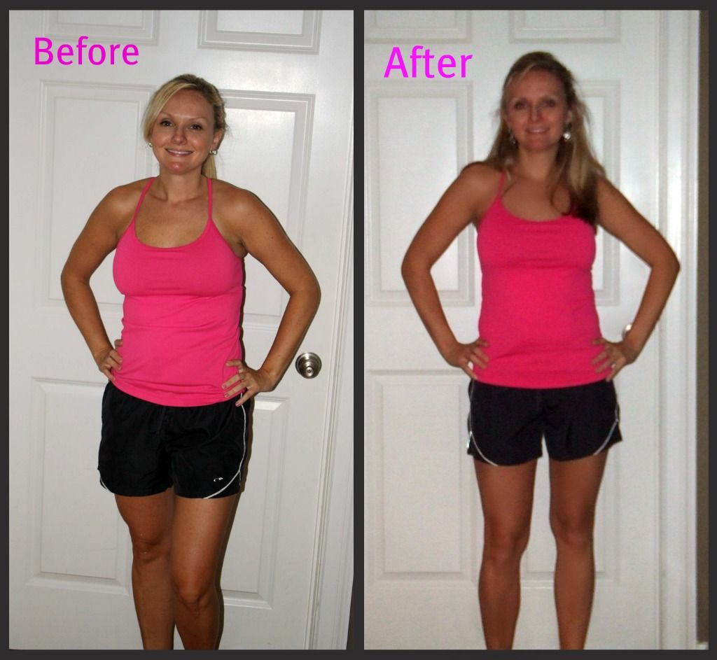 Toned Arms Before And After
