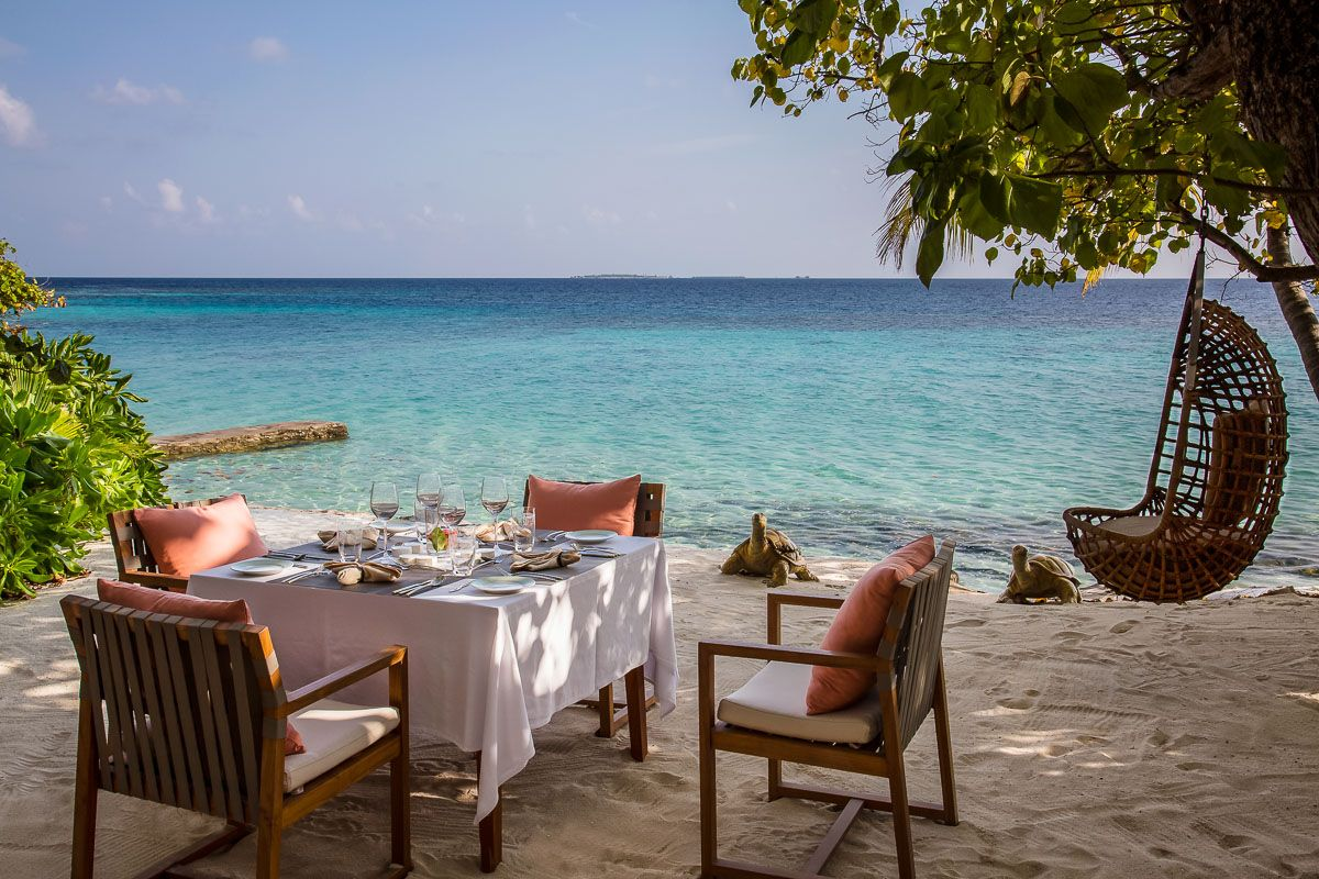 Coco prive private island luxury retreats luxury villa