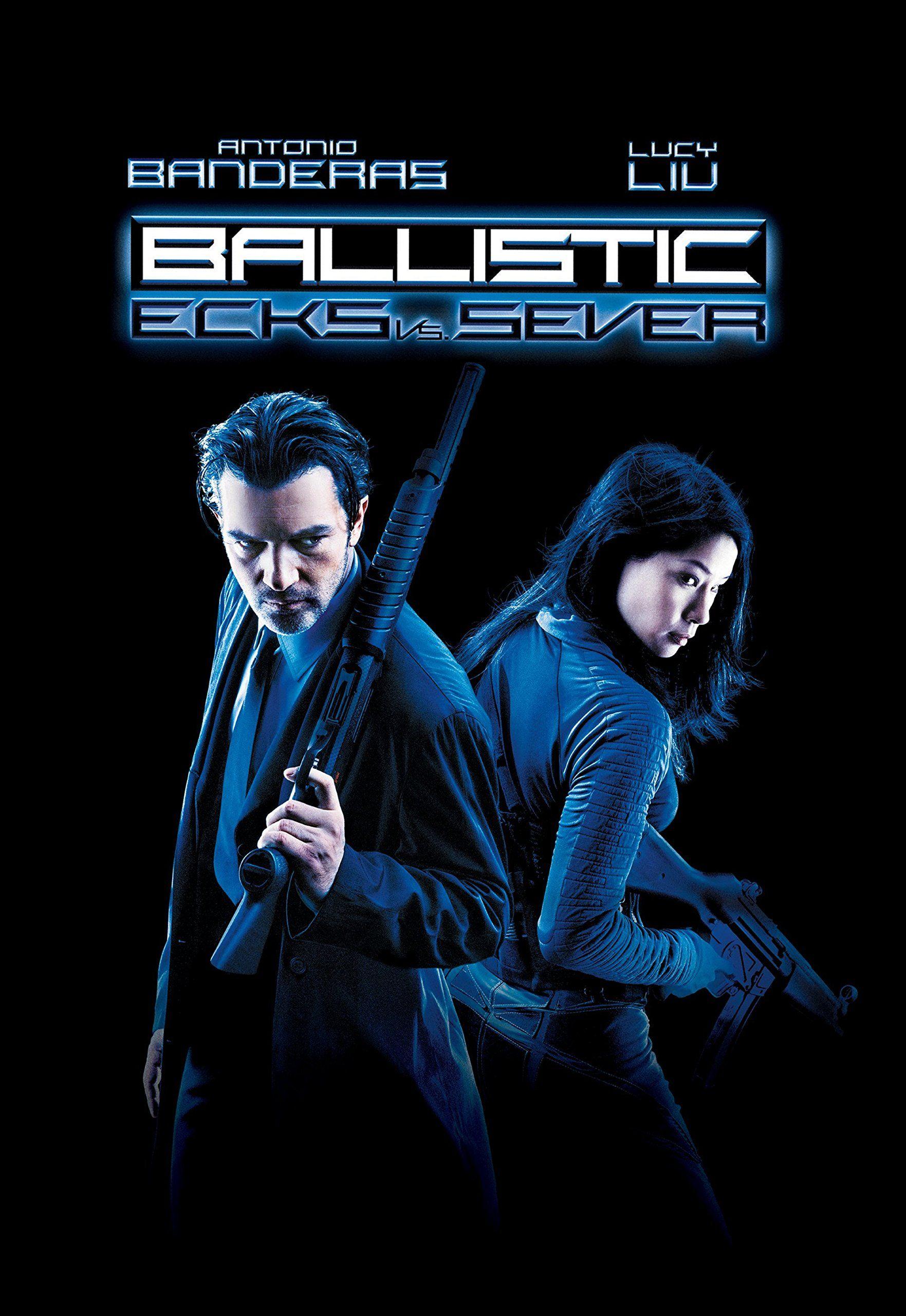 Ballistic Ecks Vs Sever 2002 3 6 I Movie Movie Posters Mr And Mrs Smith