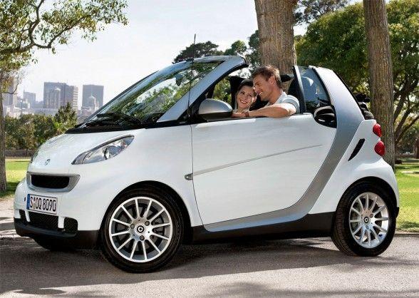 Mercedes Fortwo Mini Car