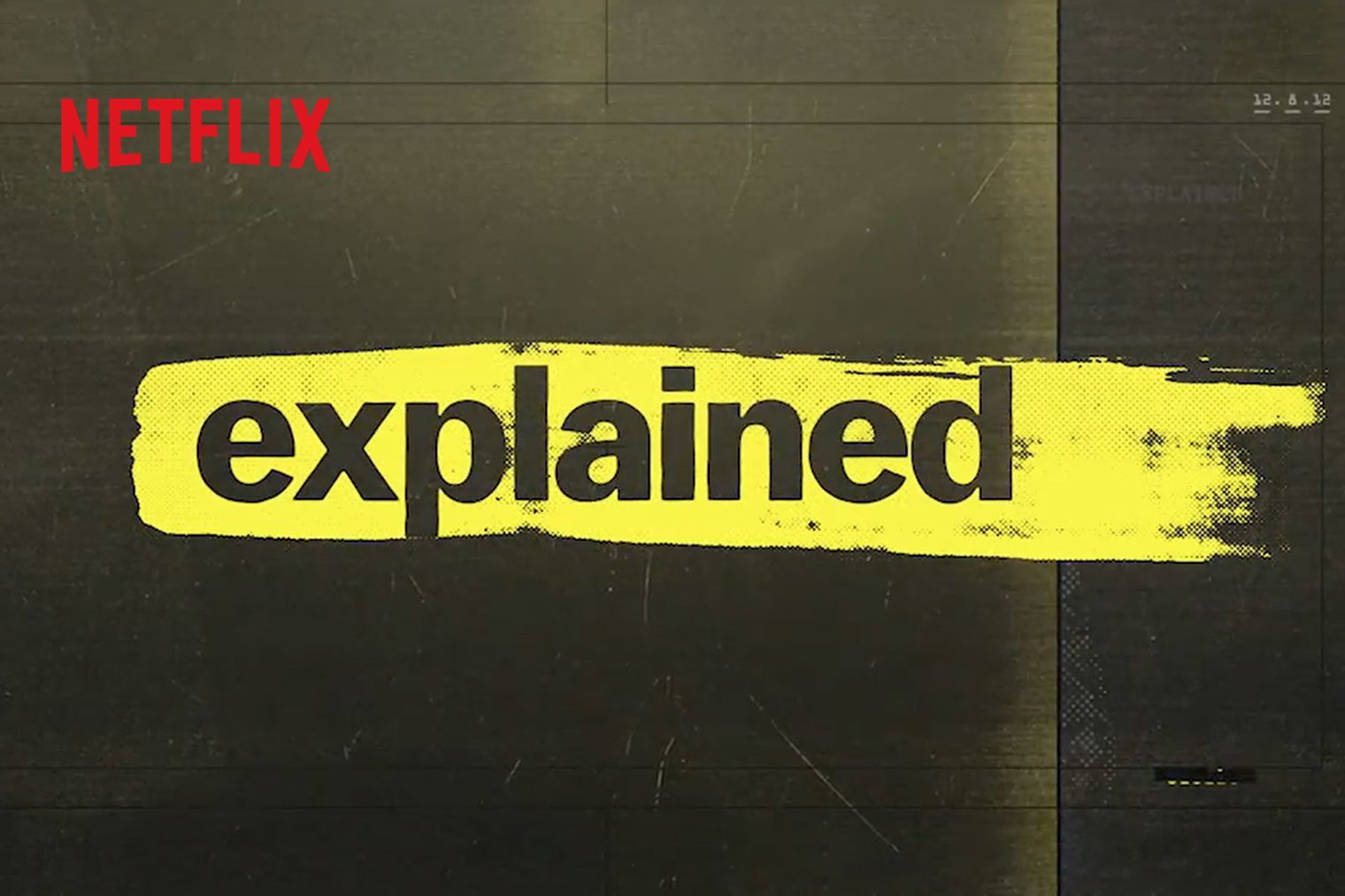 Netflix Show Explained Explained Netflix Show E Nova Serie