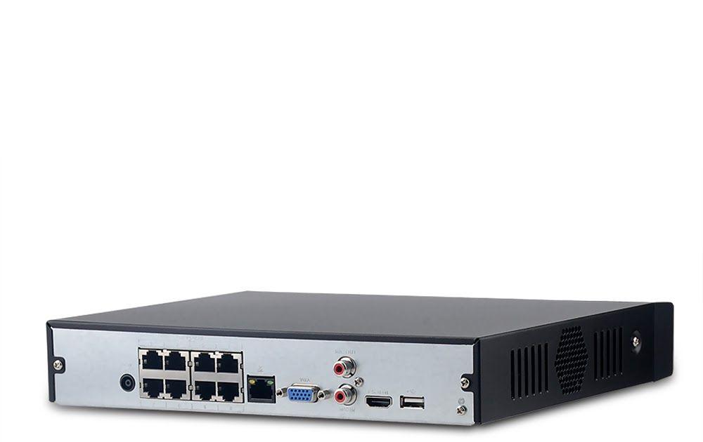 Big SALE Dahua NVR NVR4104HS-P-4KS2 NVR4108HS-8P-4KS2 with 4/8ch PoE
