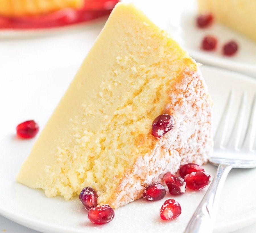 3 Ingredient Souffle Cheesecake Recipe