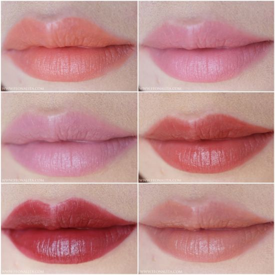 Different Makeups Of Kiss: YSL Baby Doll Kiss & Blush