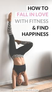 How I fell in love with physical fitness and found inner happiness  #fell #fitness #happiness #healt...