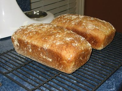 Safely Gathered In: Food Storage Friday: Four-Grain Batter Bread