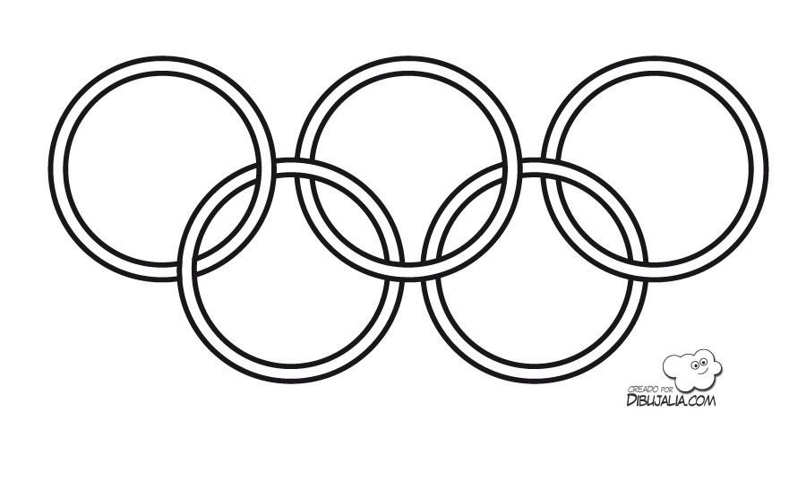 Aros Olimpicos Para Colorear Coloring Pages Colorful Pictures Free Hd Wallpapers