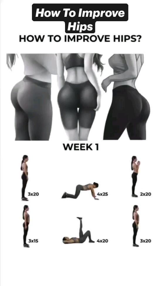 How To Improve Hips