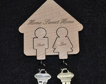 Nice His And Hers Keyholder   Google Zoeken Images