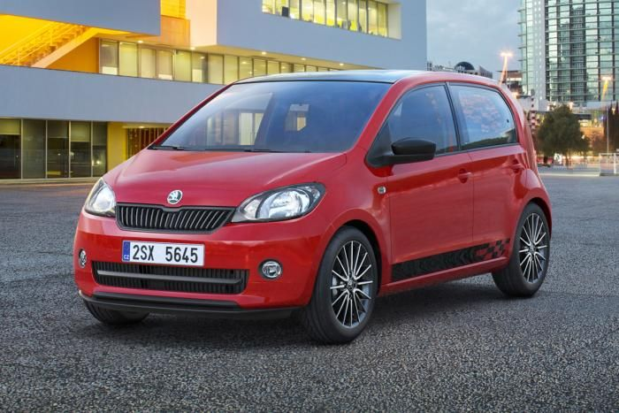Skoda Citigo Monte Carlo Limited Edition Model Seat Cupra