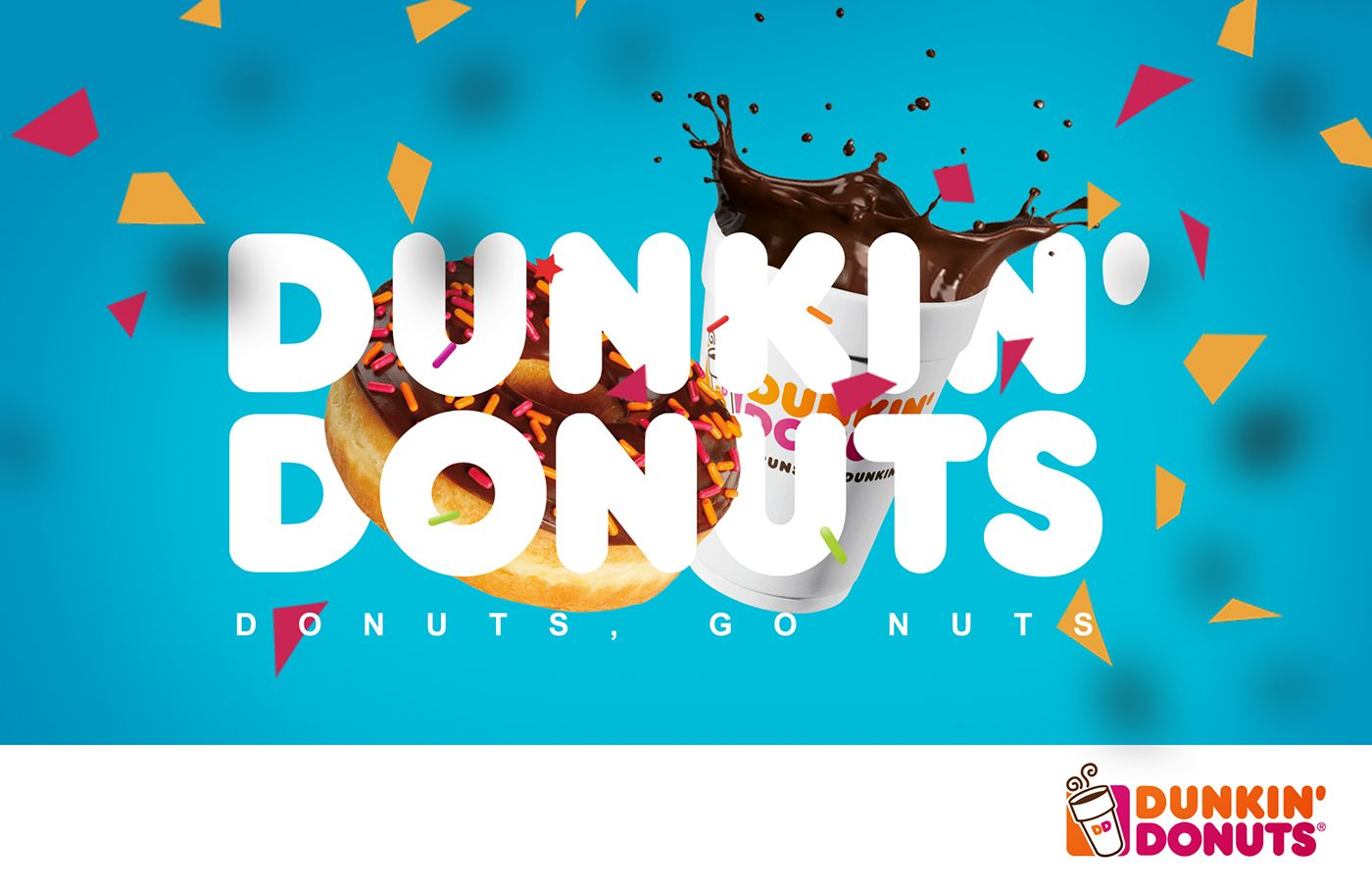 Dunkin' Donuts on Behance