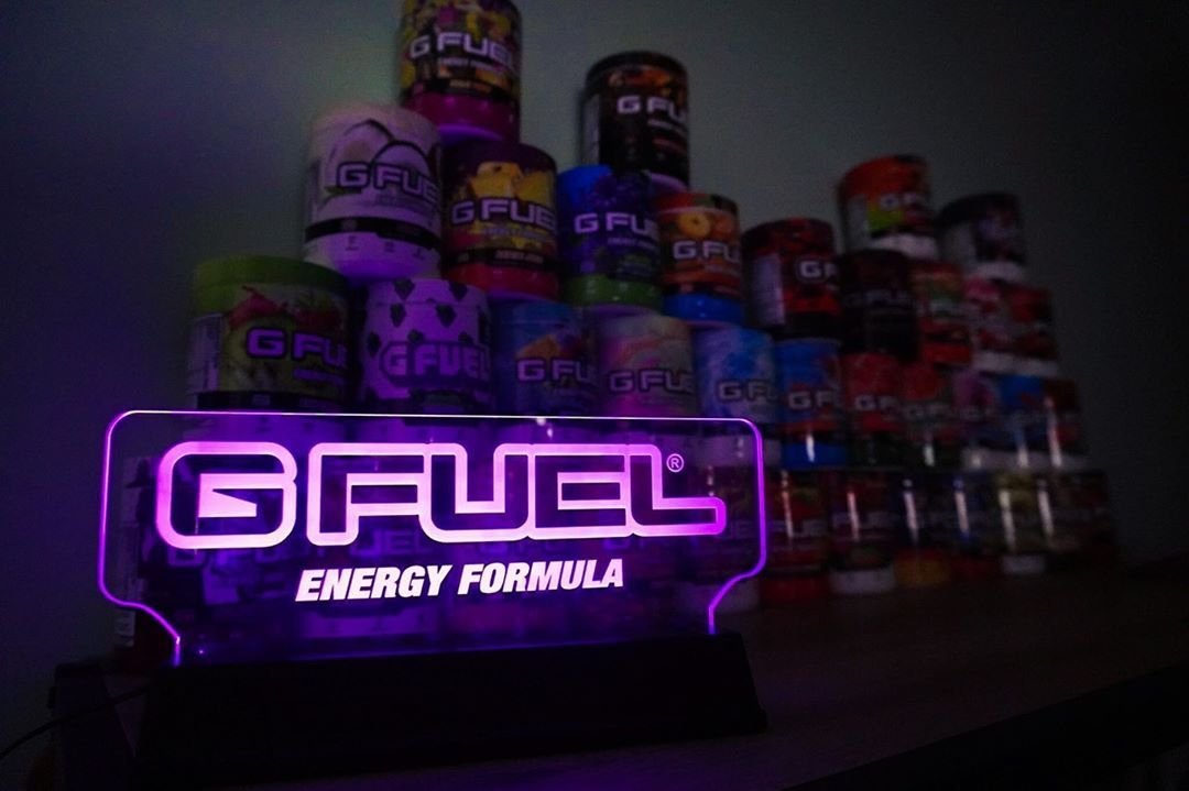 G Fuel S Instagram Post Yoooo It S Lit Hahaha Get It Anyways Know Anyone Who Could Use One Of These Gfuel Signs For T In 2020 Instagram Posts Instagram Fuel
