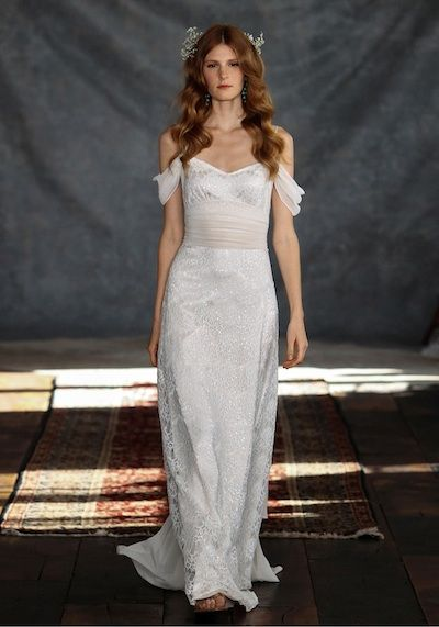 Claire Pettibone Just Debuted A Brand New Line Of Affordable Wedding Gowns