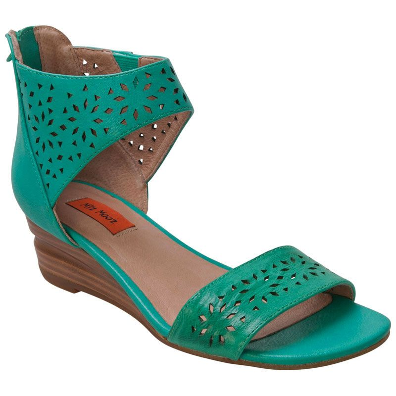 Miz Mooz Women's Pasadena Wedge Sandal | Just stop with this mouth watering  colour!