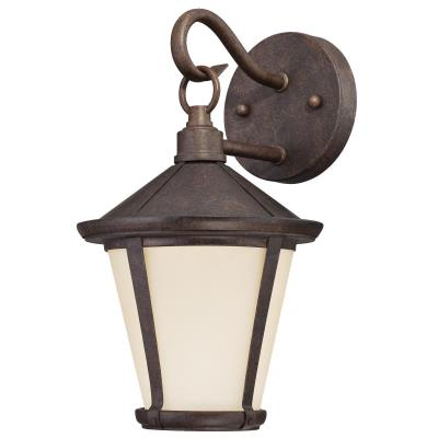Westinghouse Darcy One Light Led Outdoor Wall Lantern Victorian Bronze Finish Outdoor Wall Lantern Wall Lantern Outdoor Walls