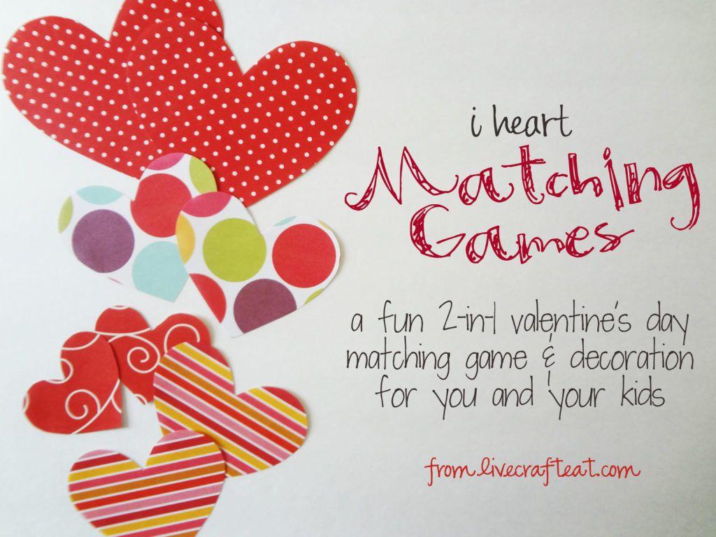 I Heart Matching Games