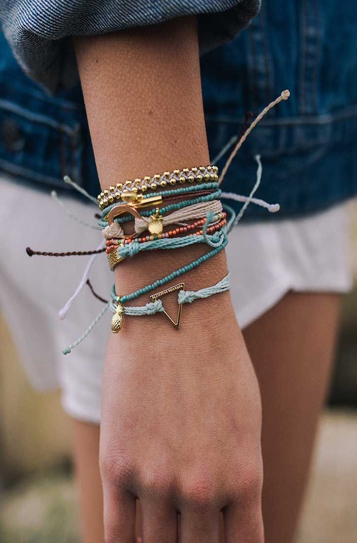 stacks | pura vida bracelets use the code bridgetkarcher20 to get