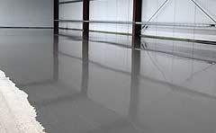Die Epoxidharz Beschichtung Von Industrieboden Ist Neben Der