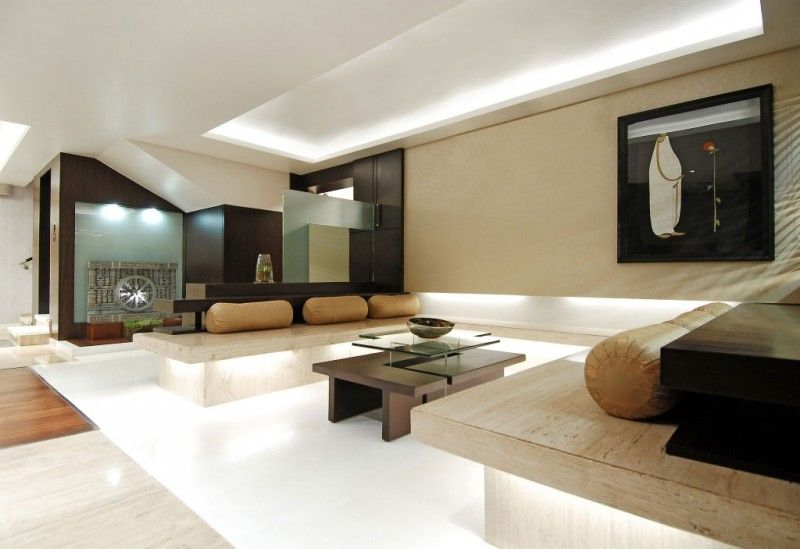 Maheshwari Triplex By ZZ Architects