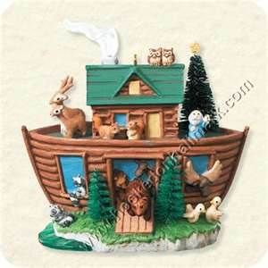 Hallmark Noah S Ark Ornament Got It Noahs Ark Hallmark Ornaments Hallmark Christmas Ornaments
