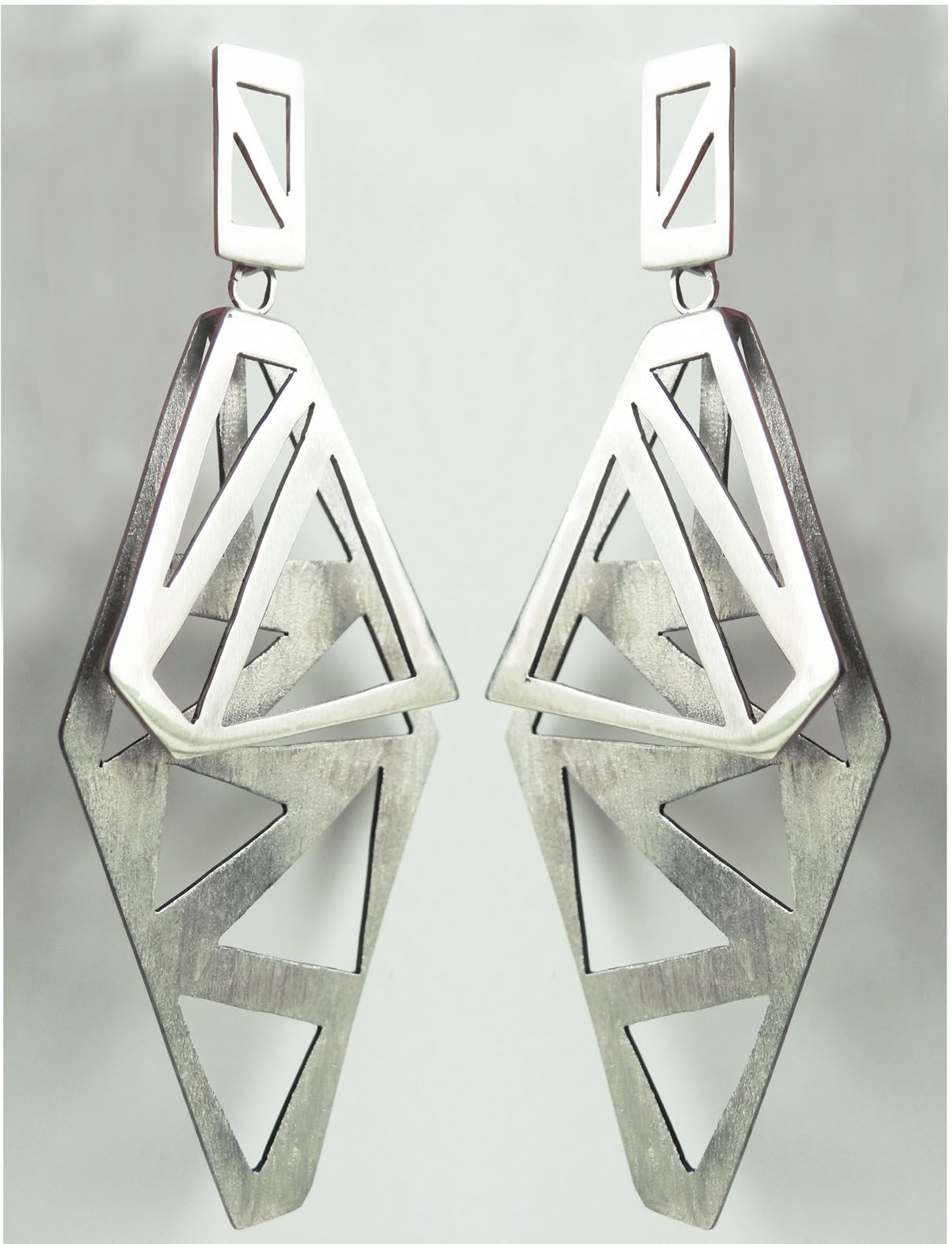 Earrings by Ana Bragança from Portugal. Ana Bragança s jewellery is very  much influenced by her architectural background and this is where its  originality ... 94bfa2ea7c834