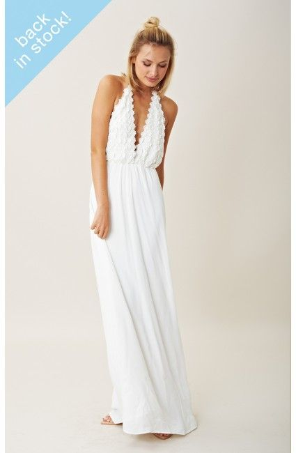 Camilla Maxi Dress Wedding Thoughts And Dreams Dresses For