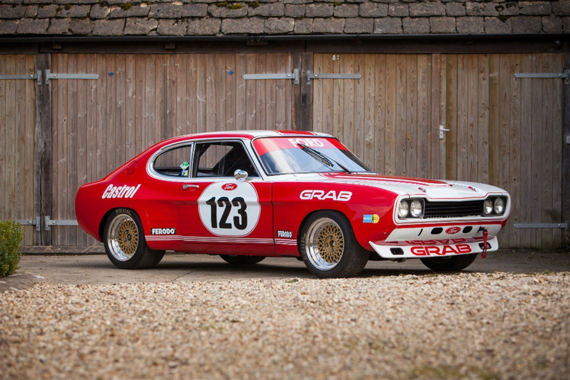 37+ Ford capri race car ideas