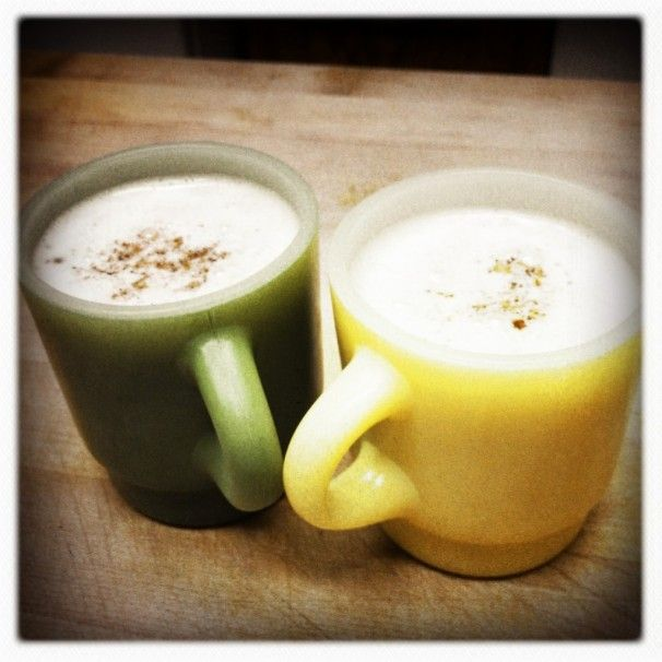 Holiday Drink Recipes: Tom & Jerry, Hot Buttered Rum