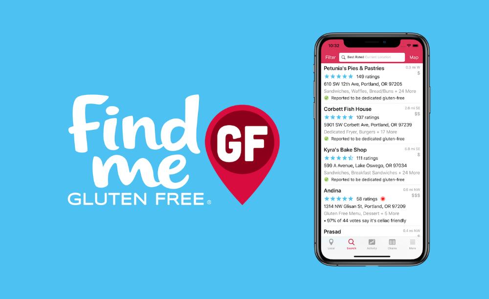 Pin By Cheryl Warren On Gluten Free In 2020 Gluten Free Restaurants Gluten Free Apps Gluten Free