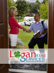 Logan Services Think Green! Home Energy Saving Tips