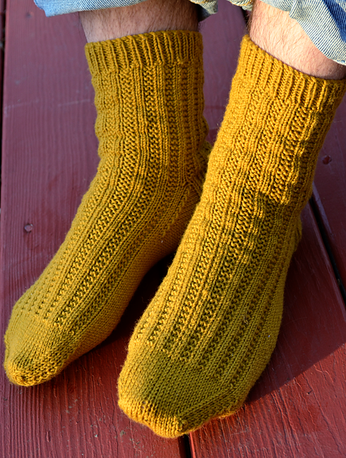 Ravelry Colonel Mustard Socks Pattern By Erin L Black Free