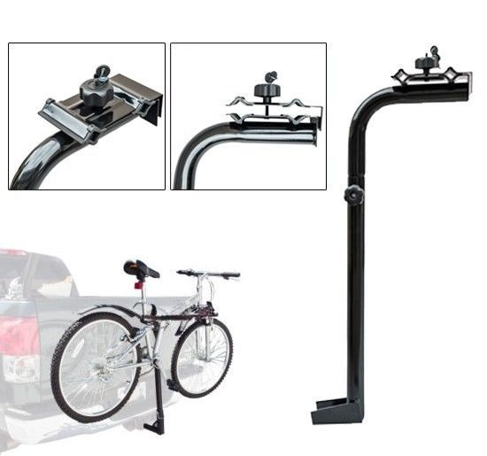 Soozier Bike Rack 2 Bicycle Hitch Mount Carrier Car Truck Auto W