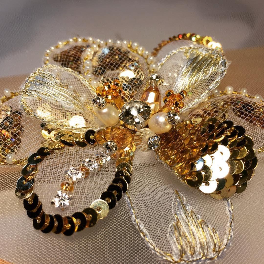 #люневильскаявышивка #люневильскийкрючок #вышивкабисером #lunevilleembroidery #lunevillehook #lunevillebroderie #luneville #embroidery #broderi #hobby #salimastyle #flower #blomst