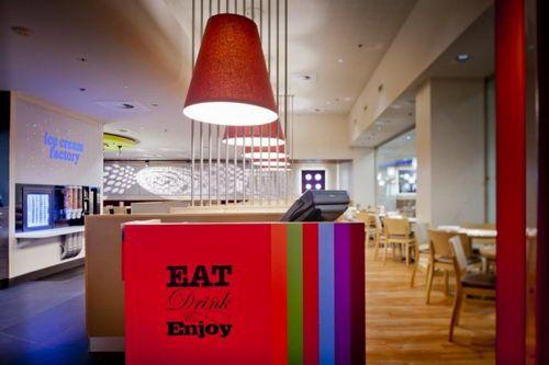 New Pizza Hut Design Front Desk Store Design Food Store Design