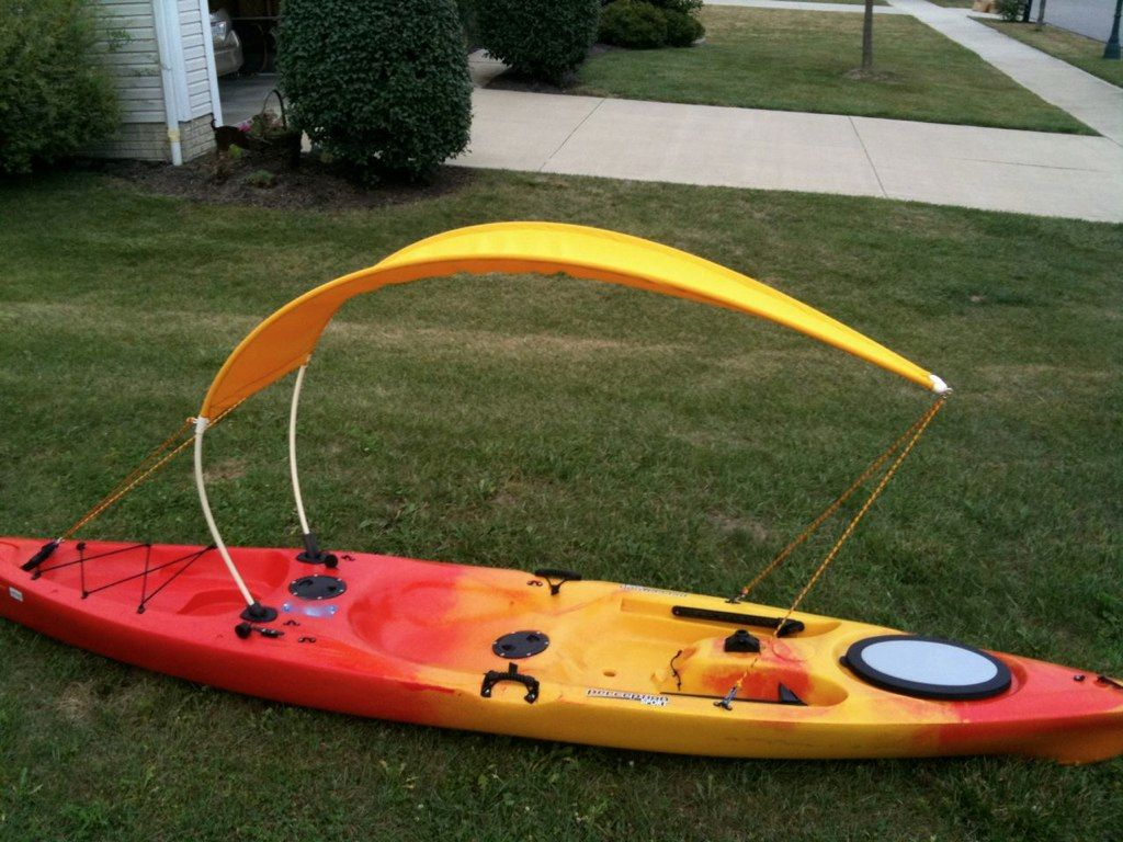 Bald Brain » DIY Kayak Accessories korey Pinterest