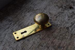 ボード Door ドアノブ 鍵穴 ノッカー のピン