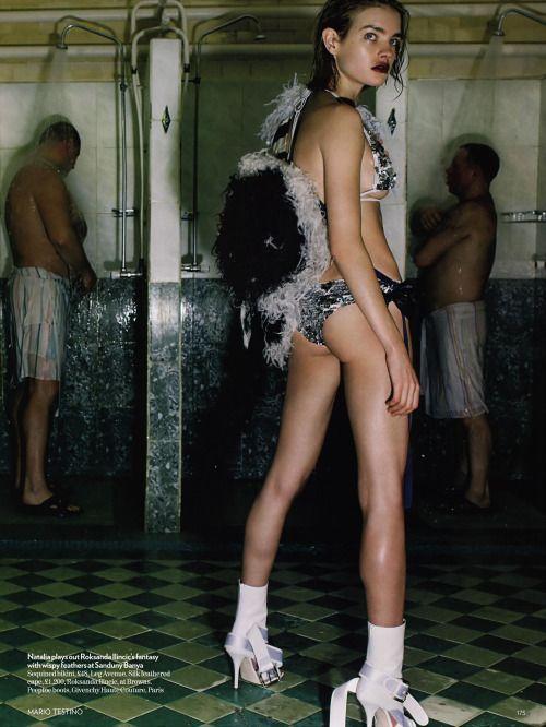 lelaid:  Natalia Vodianova by Mario Testino for British Vogue...