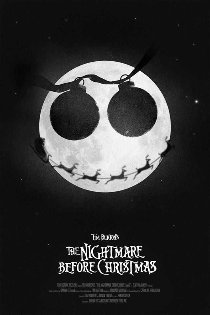 The Nightmare Before Christmas (1993) HD Wallpaper From Gallsource ...