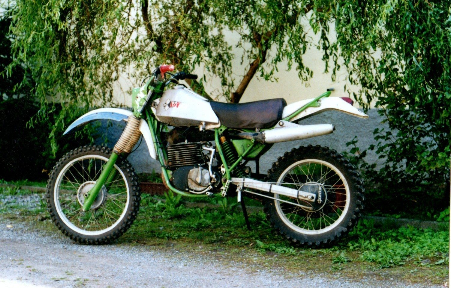 my mz ge 250 from gdr zschopau 1988 maca wz motorcycle. Black Bedroom Furniture Sets. Home Design Ideas