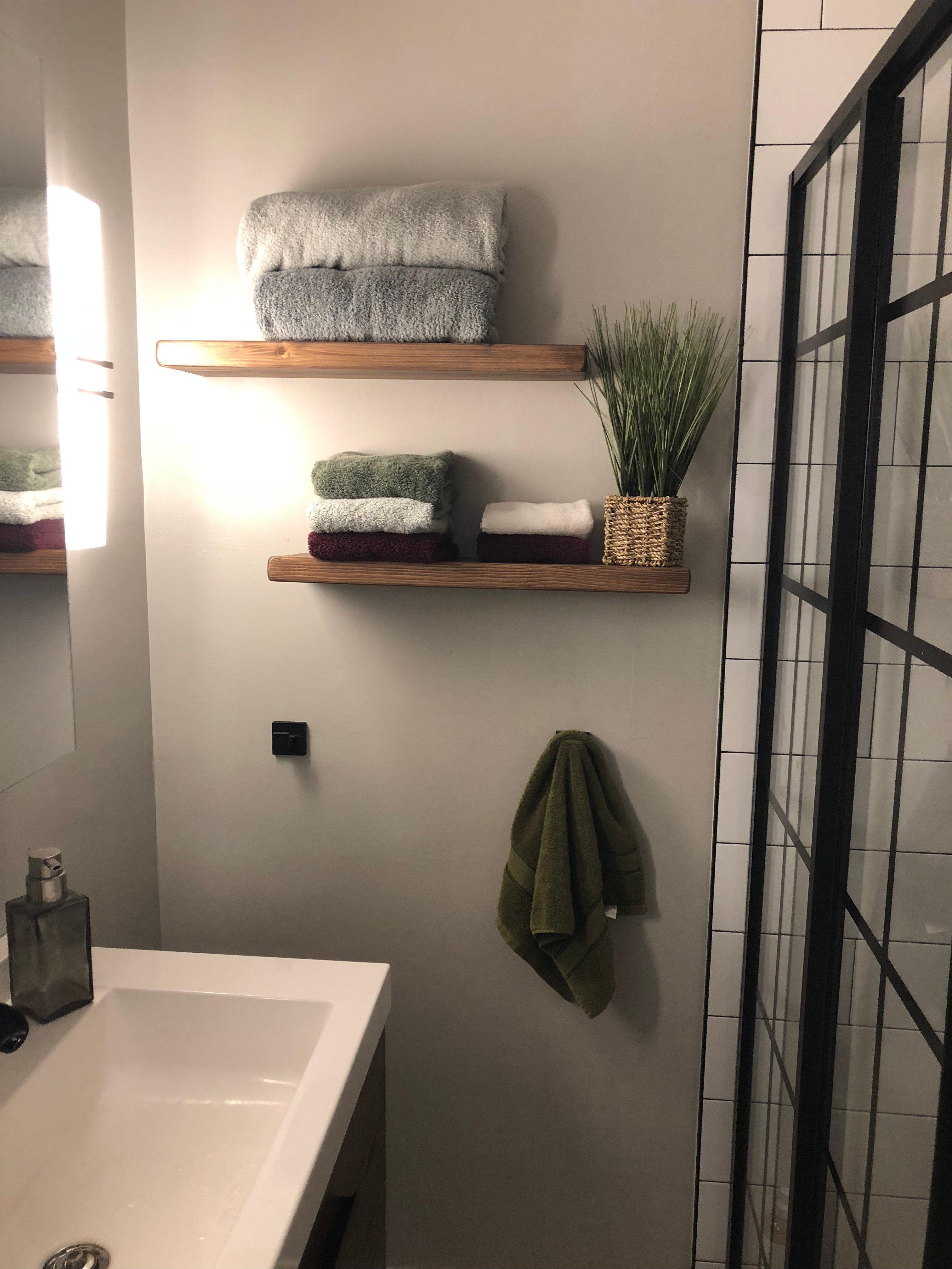 Thick Floating Shelf Shelves