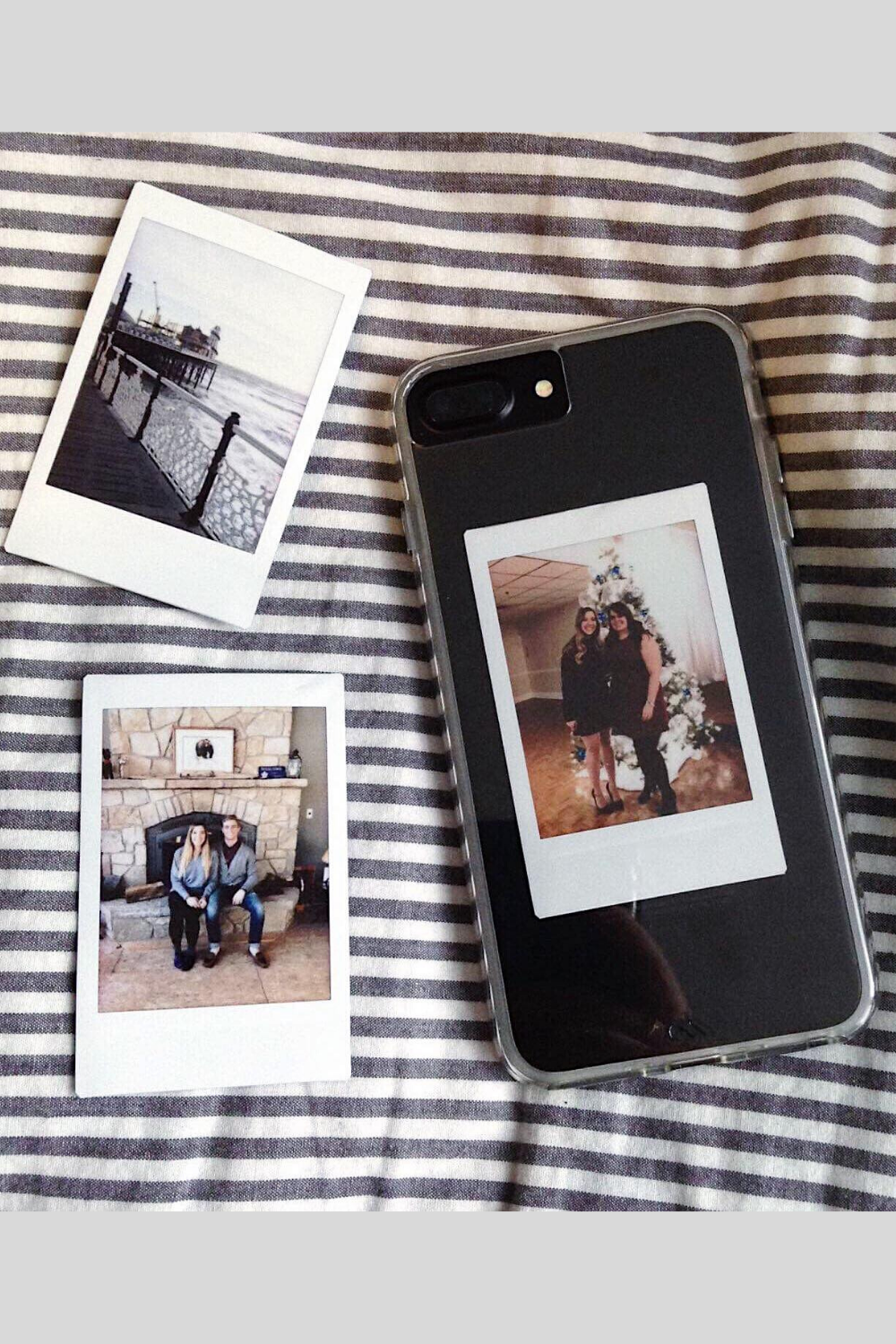 DIY Changeable Abstract Art Photos Cards iPhone Case   Photo ...