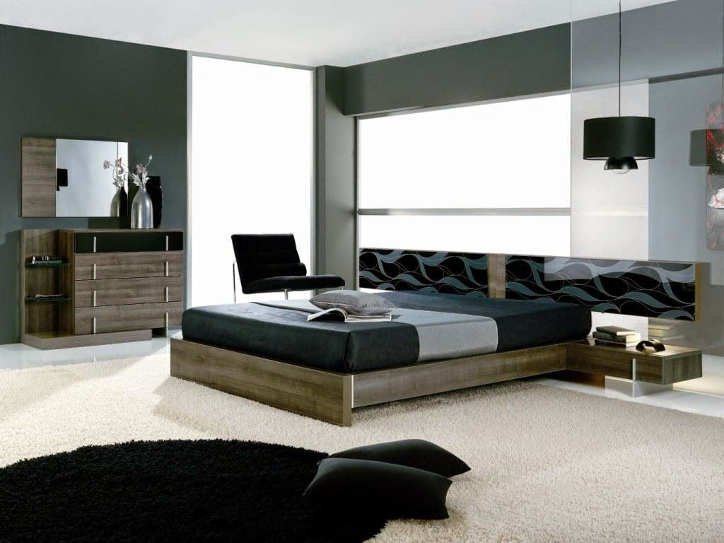 cool chambre jeune homme motif noir with lustre chambre homme. Black Bedroom Furniture Sets. Home Design Ideas