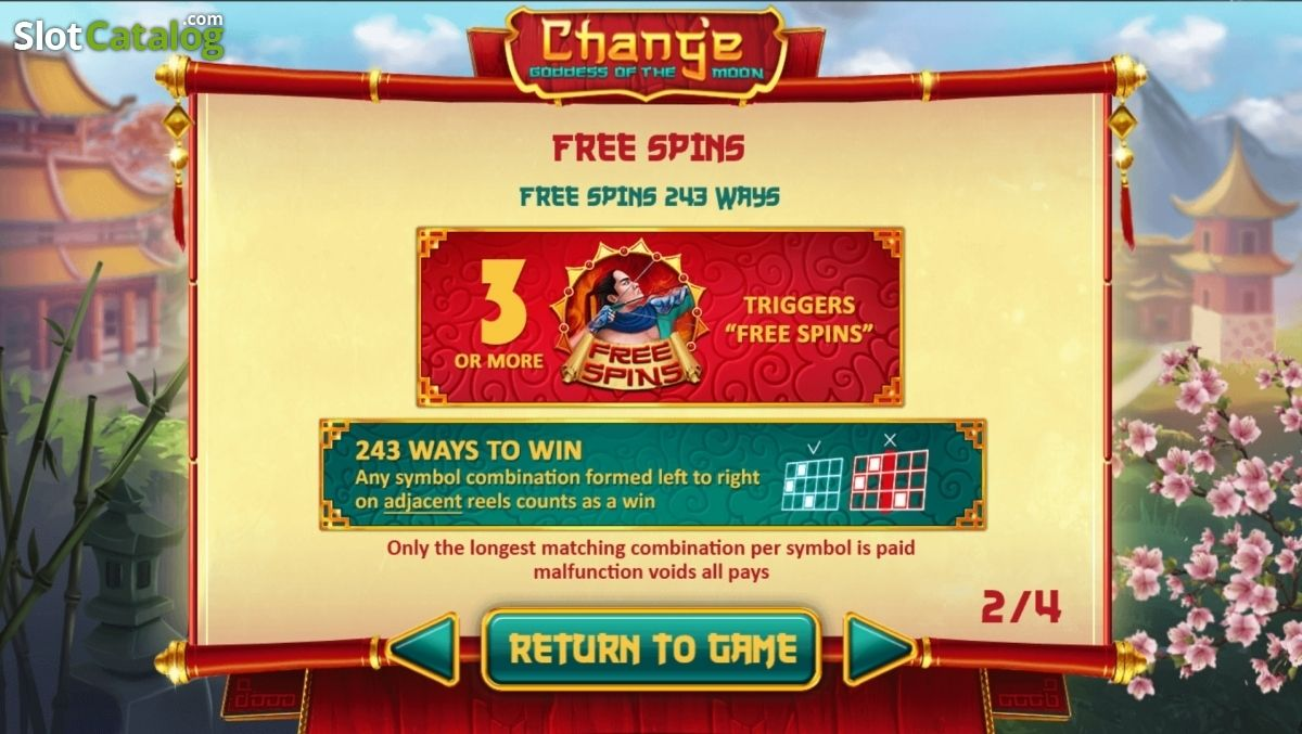 Slots with bonus and free spins