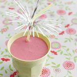 Hindbæryoghurt - Opskrifter