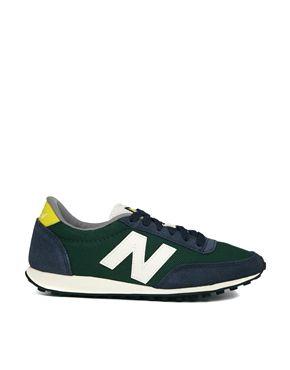 green new balance 410