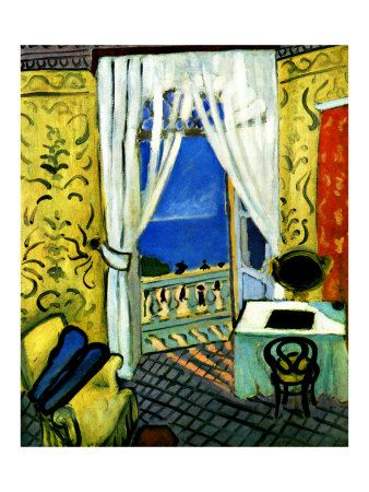 Still Life with Violin Case reproduction procédé giclée par Henri Matisse sur AllPosters.fr