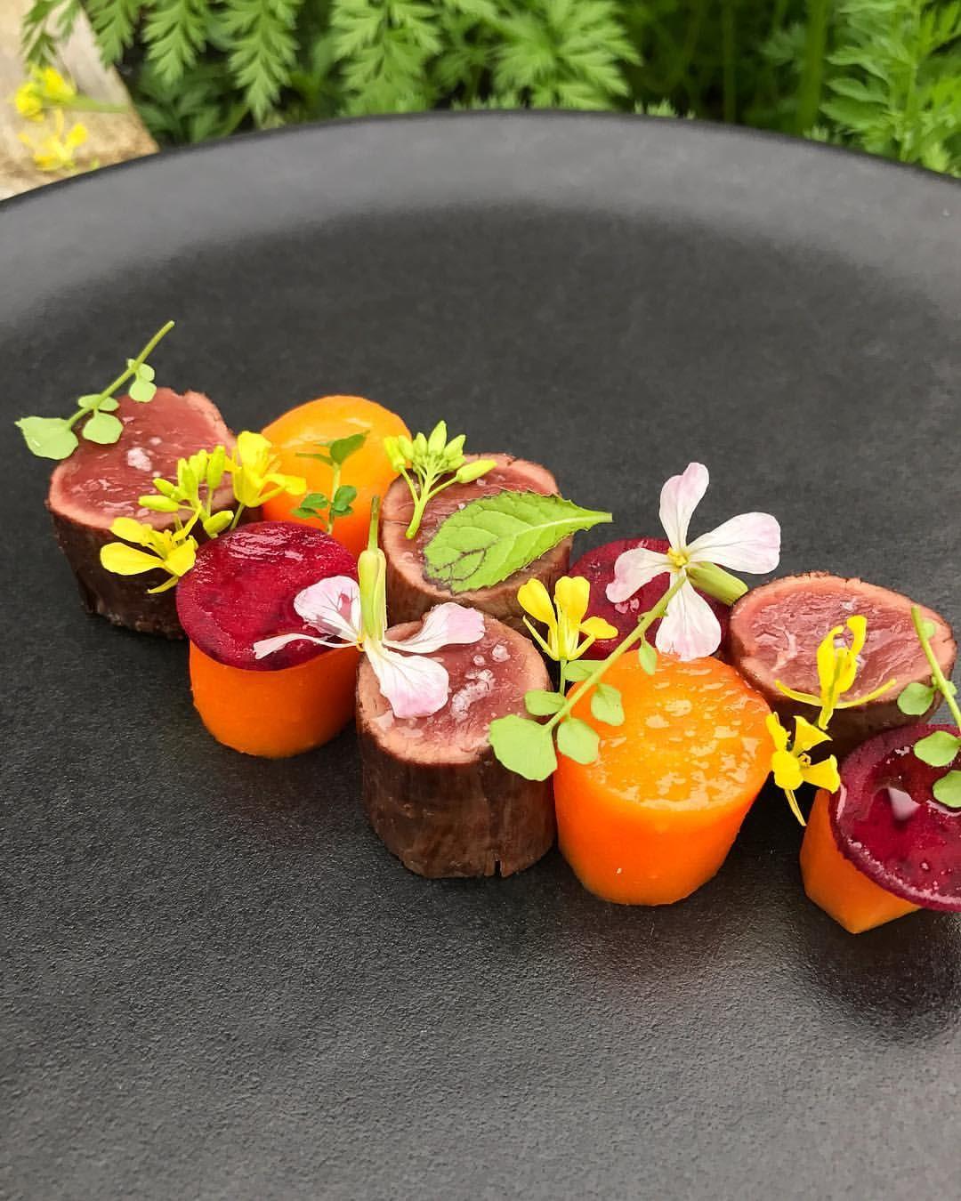 566 mentions J'aime, 8 commentaires – Station Road (@stationroadlochness) sur Instagram : «Close Up - Venison Salad #artonaplate #chefsplateform #porcelaincanvas #epicplateup #chefs_eye…»