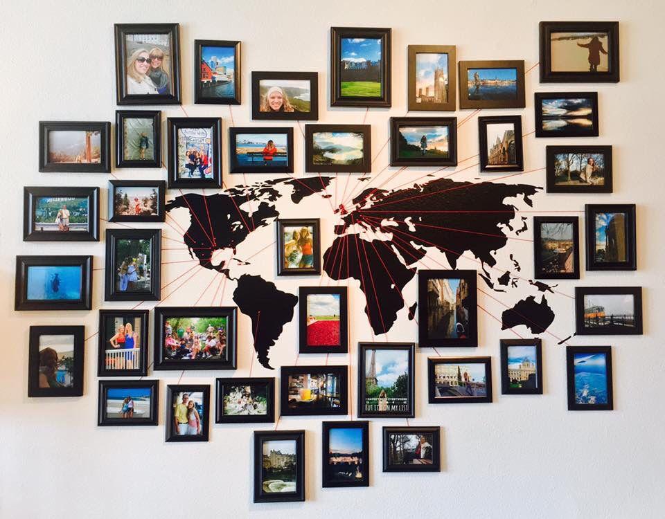 Travel Travelmemories Wanderlust Travel Wall Decor Travel Gallery Wall Travel Room Decor